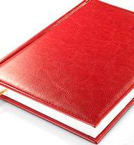 Notesy Klasyczne Sydneyczerwony O 190x205